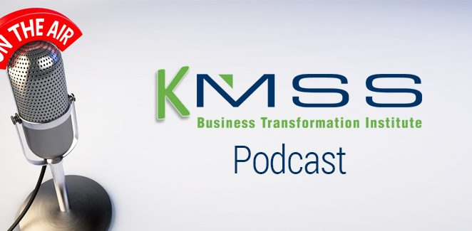 Podcast: Mark Dorsett VP Global Business of Prosci Change Management