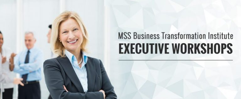 Executive Transformation Workshops