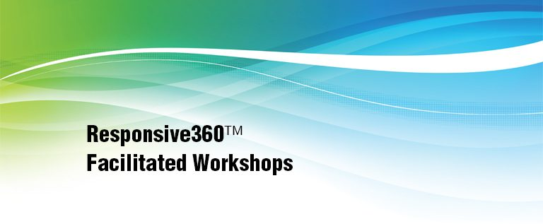 Responsive360 Facilitated Workshops