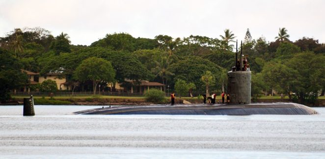 The Nuclear Way: Submarine Leadership Challenges